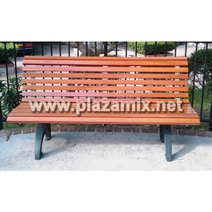 環保木長椅 Recycle Wood Bench