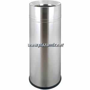 不銹鋼圓形垃圾桶 Circle stainless steel Bin
