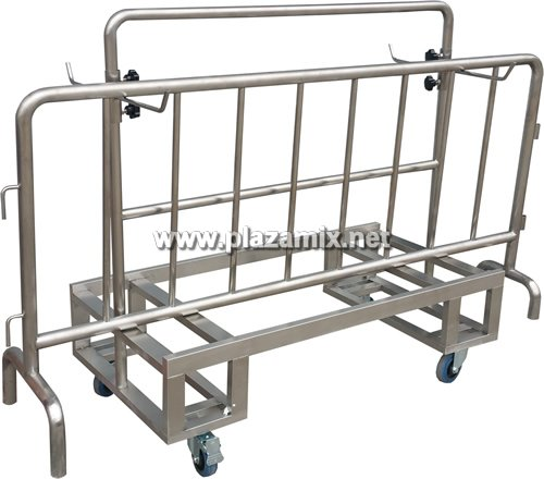 鐵馬運送車 Barrier Trolley