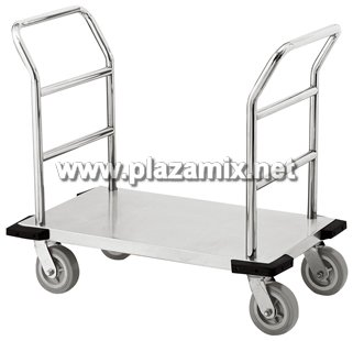 不銹鋼手推車 stainless steel Trolley