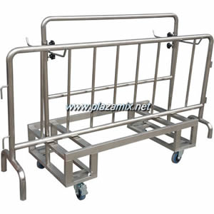 鐵馬搬運車 Barrier Trolley